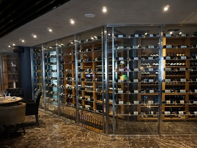 Изготовление винных шкафов на заказ по своим размерам