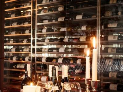 Изготовление винных шкафов