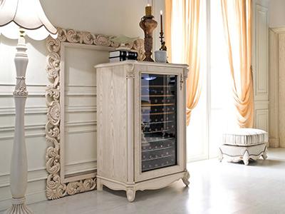 Разновидности холодильников для вина
