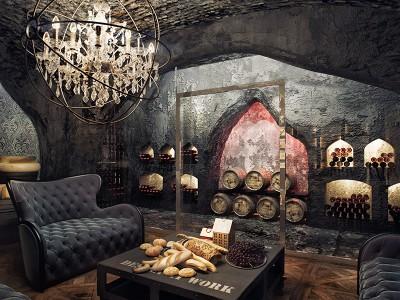 Винный погреб для хранения вина