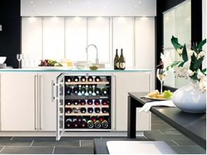 Винный шкаф для хранения вин