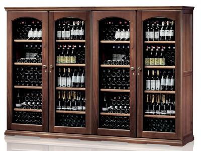 Винный шкаф «IP Industrie» - это надежное хранение вина