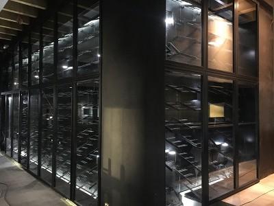 Изготовление винных шкафов по своим размерам