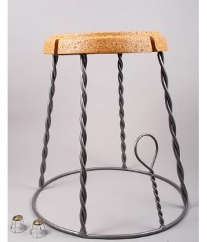 Пробковый стул