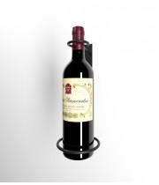 Держатель для бутылки вина настенный