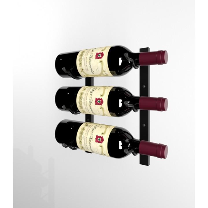 Стеллаж для хранения 3 бутылок вина (Бордо)