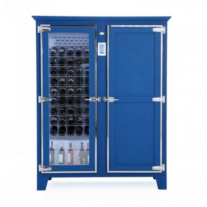 Шкаф для вина и продуктов TPA Contemporary 2CV TN/WC