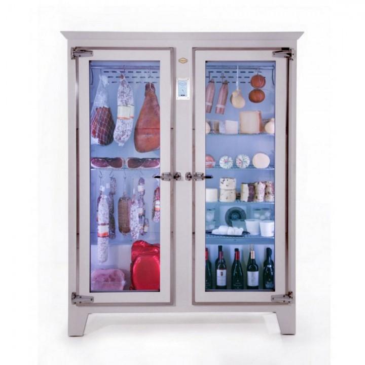 Шкаф для мяса и сыров TPA Contemporary 2VV ST/ST